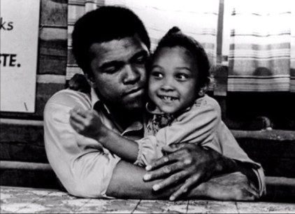 """I Am Ali""  documentary film trailer. Muhammad Ali. daughter"