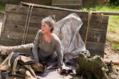 FOX1 - The Walking Dead - Temporada 7 - Carol (Melissa McBride).JPG