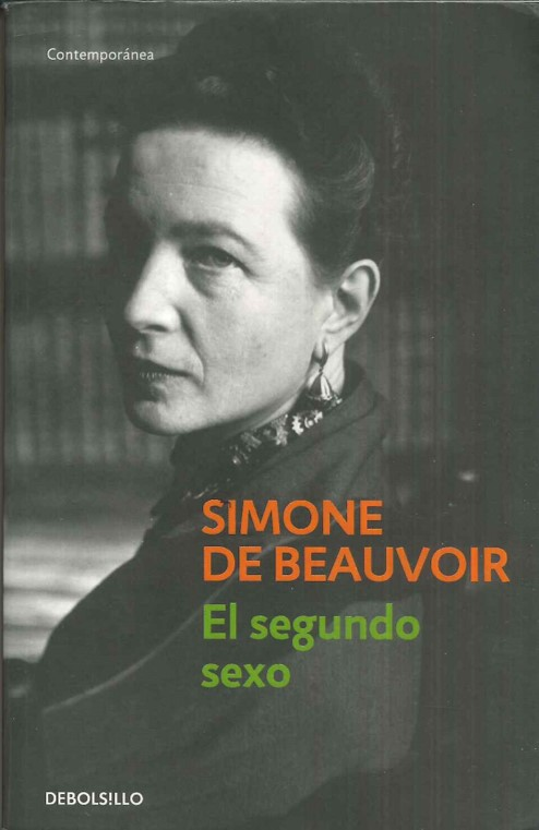 Simone de Beauvoir Libro