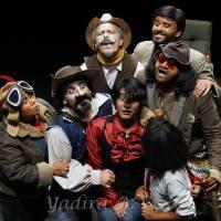 """Cautiva """"La culpa la tiene Cyrano"""", XXX Encuentro de los Amantes del Teatro"""