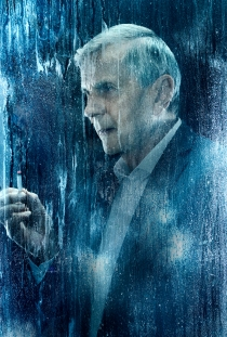 William B. Davis es el fumador en THE X-FILES SERIE EVENTO - SEGUNDA TEMPORADA - FOX (3)