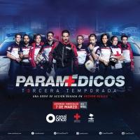 """""""Paramédicos"""", de Canal Once… no todas las buenas series son de Netflix"""