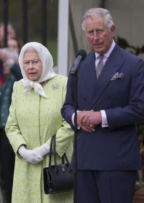 Queen Elizabeth II turns 90