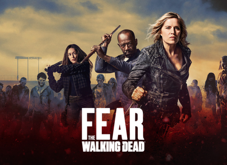 "Fear the Walking Dead"" 4ta temporada por AMC, Domingo 15 abril ..."