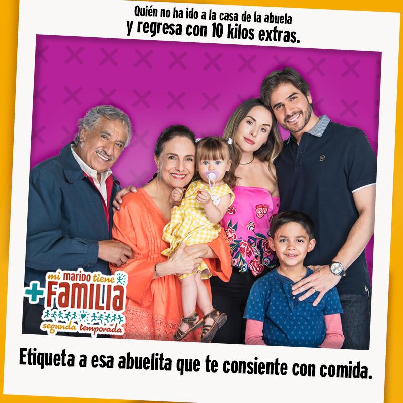 """""""Mi Marido Tiene Más Familia"""" Va Por El Dios Rating Desde Su Inicio"""
