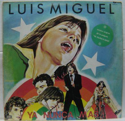 Luis Miguel, Luis Miguel