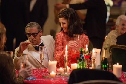 Aristotle Onassis(Alexander Siddig)_Jacqueline Kennedy(Katie Holmes).JPG