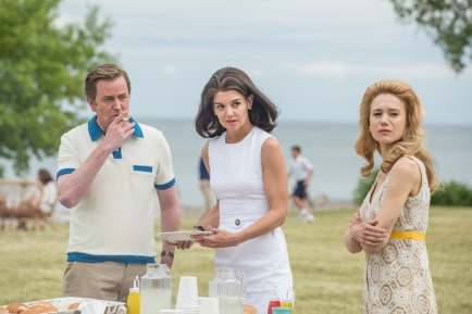 From left_Ted Kennedy(Matthew Perry)_Jackie Kennedy(Katie Holmes)_Joan Kennedy(Kristen Hager).JPG
