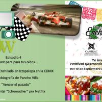 Episodio 4: La gastronomía de México al mundo y otros temas