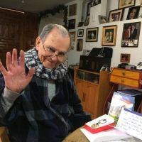 Murió el locutor, productor de radio y ufólogo  Ramiro Garza, padre de Ana Silvia Garza