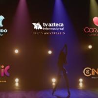 TV Azteca Internacional, sexto aniversario con renovación total de identidad visual