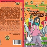 Publican politécnicas libro infantil sobre Covid-19